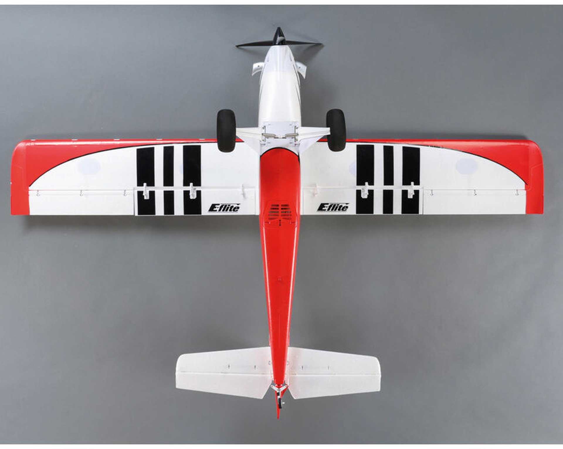 E-FLITE Turbo Timber Evolution 1.5m BNF Basic inkl. Schwimmer