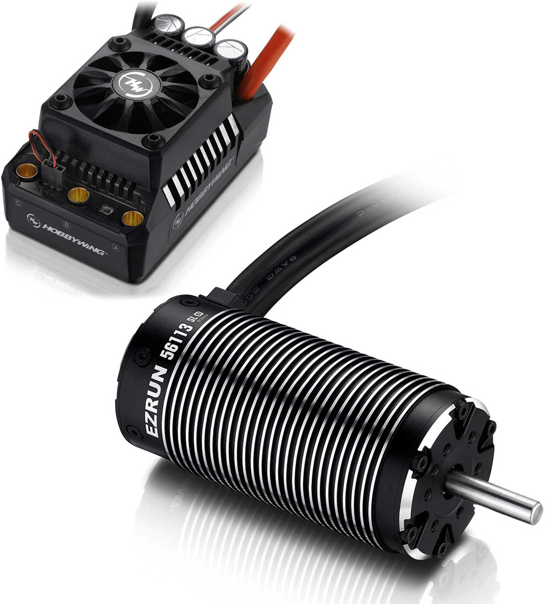 HOBBYWING Ezrun MAX5 Combo SL 56113 800kV Sensorless