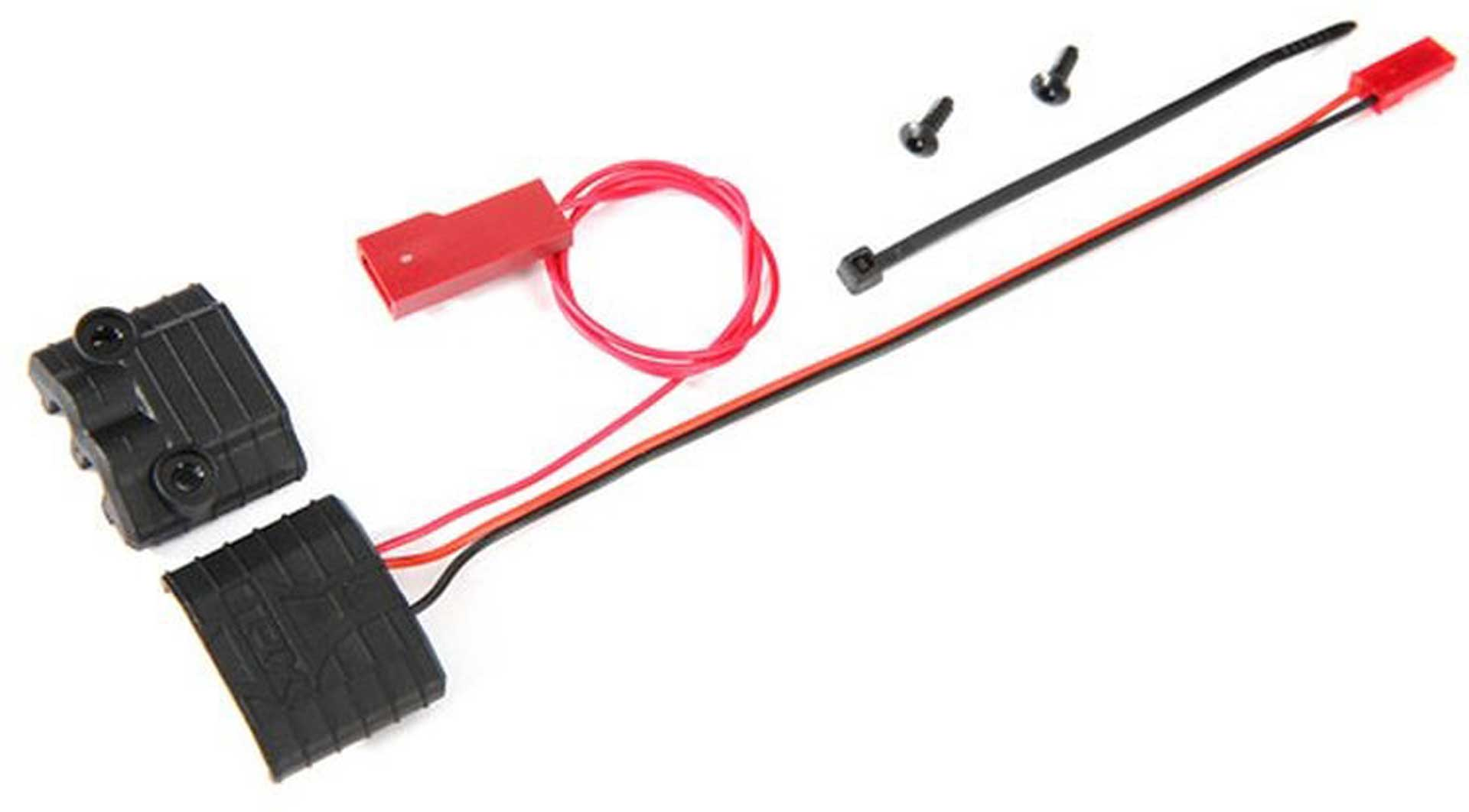 TRAXXAS INTERMEDIATE PLUG FOR LIGHT KIT WITH VOLTAGE SENSOR CONNECTION