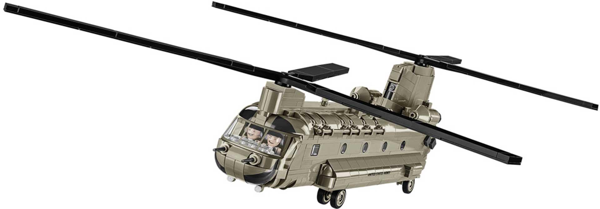 COBI CH-47 Chinook (815 Teile) Klemmbausteine