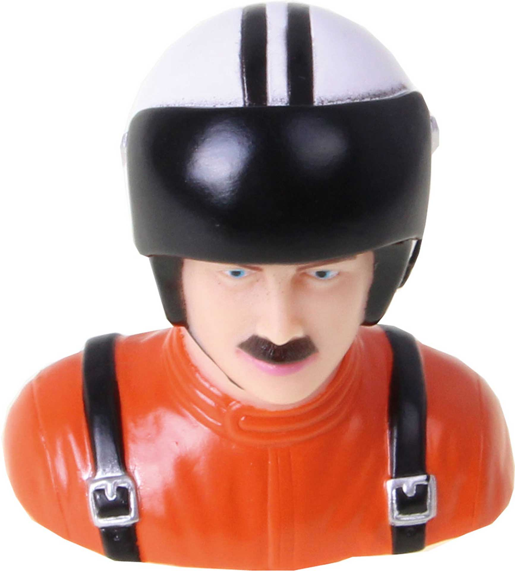 MODELLBAU LINDINGER PILOT CIVIL 1:6 66/43/70MM ORANGE