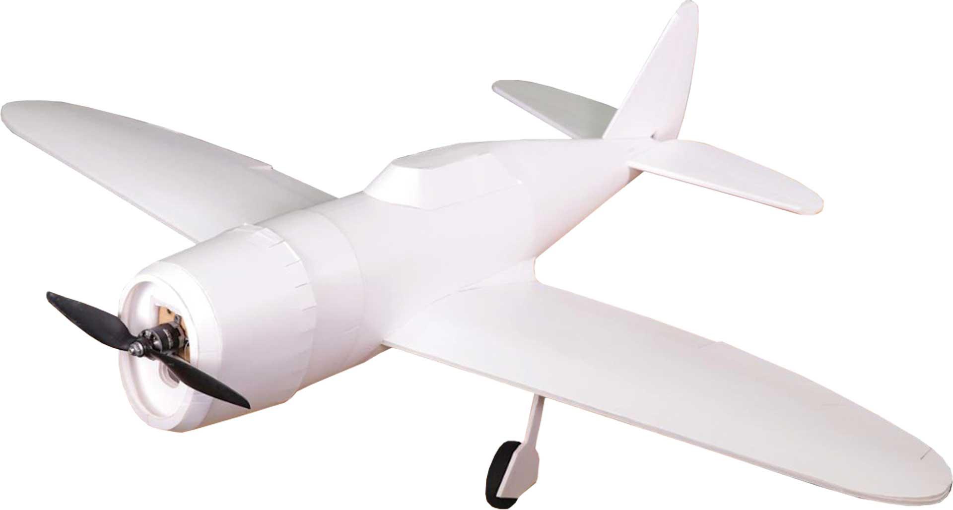 FLITE TEST Master-Serie P-47 Kit-Maker-Foam
