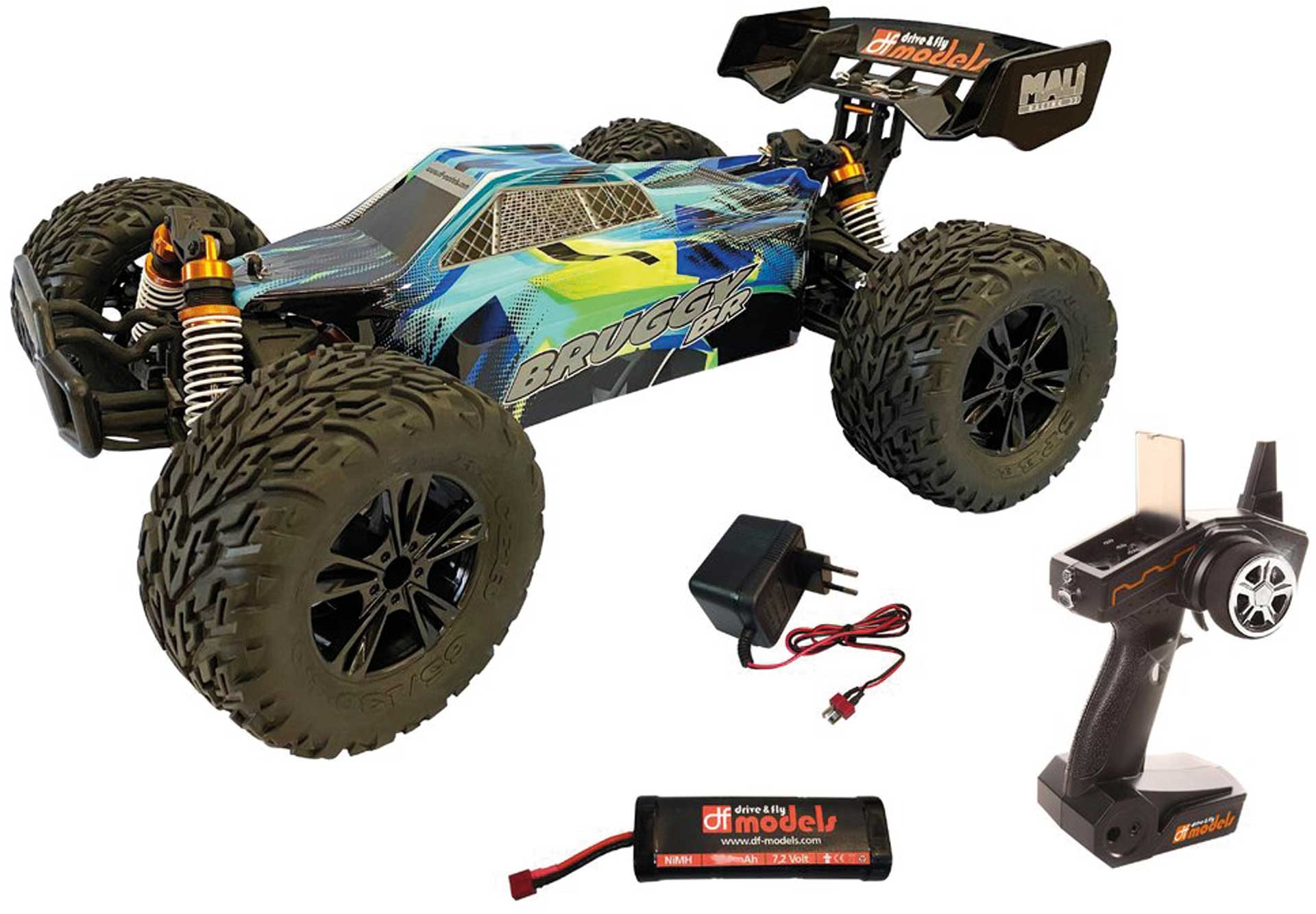 DRIVE & FLY MODELS Bruggy BR brushed 1/10XL RTR EP 4WD