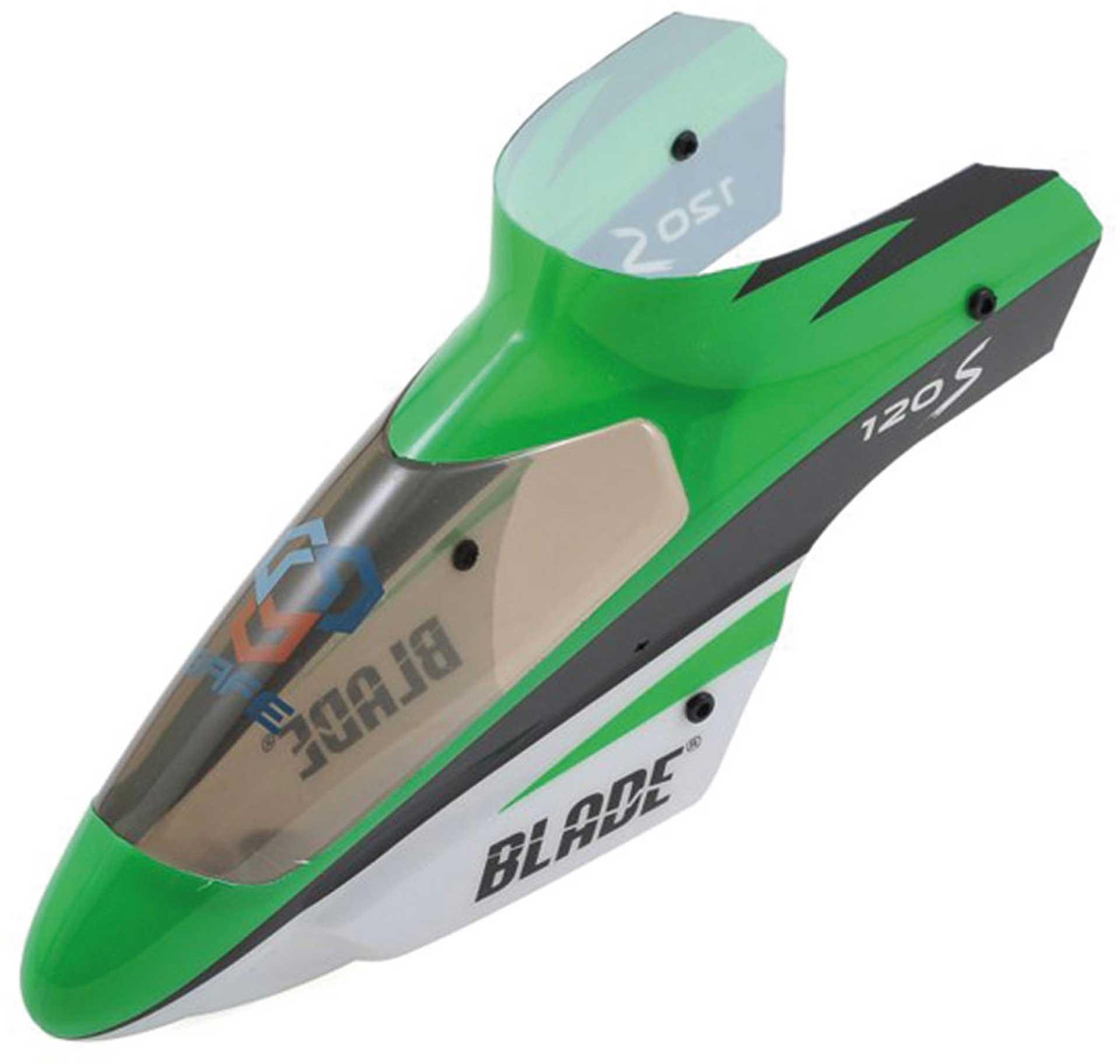 BLADE (E-FLITE) KABINENHAUBE BLADE 120 S
