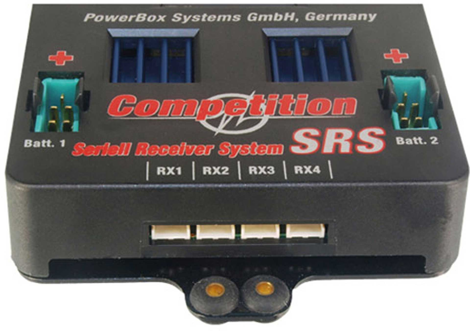 POWERBOX SYSTEMS POWERBOX COMPETITION SRS STROMVERSORGUNG