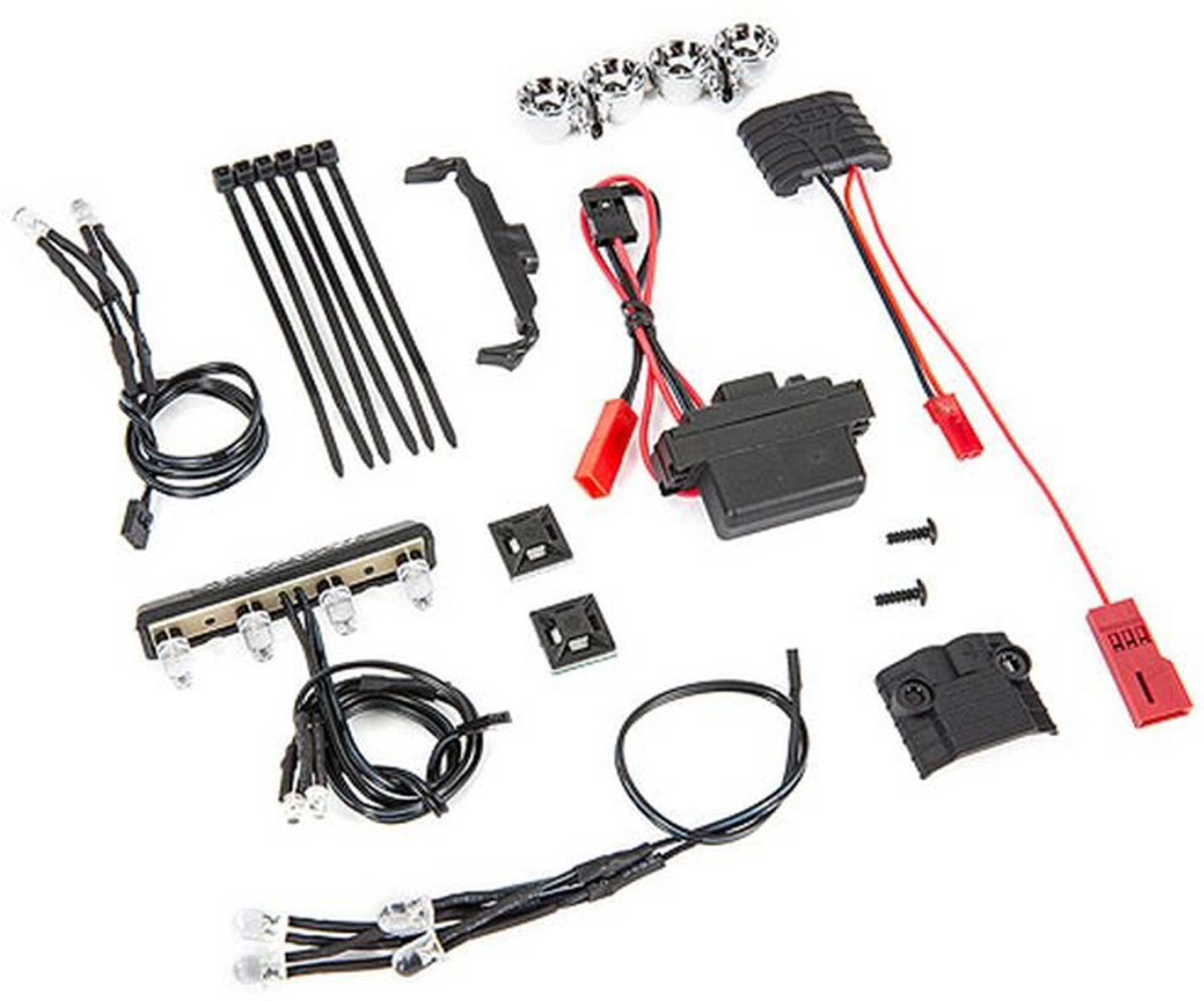 TRAXXAS LED LIGHT KIT COMPLETE 1/16 SUMMIT