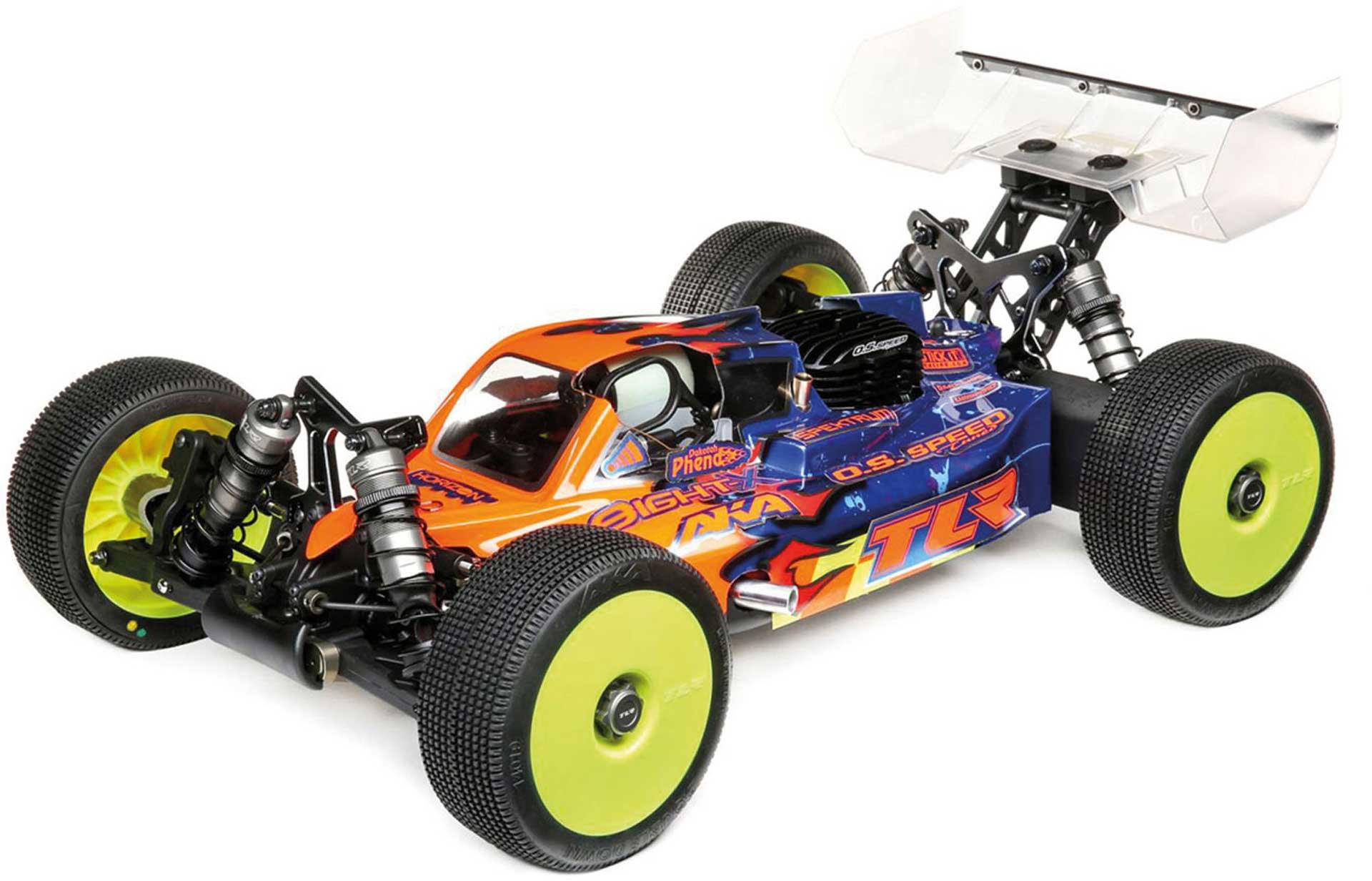 LOSI 8IGHT-X ELITE RACE KIT:1/8 4WD NITRO BUGGY
