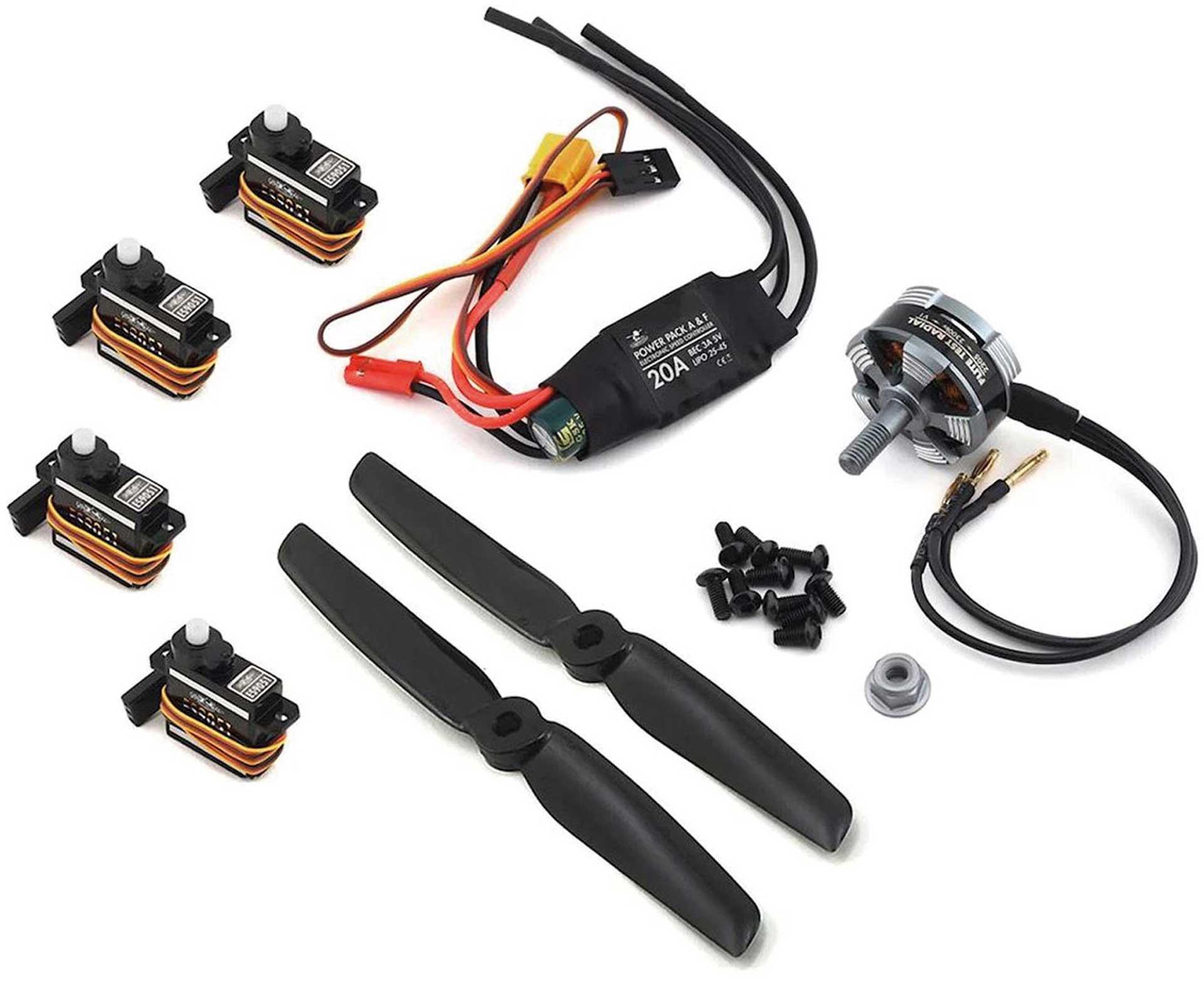 FLITE TEST FT Power Pack F - Radials