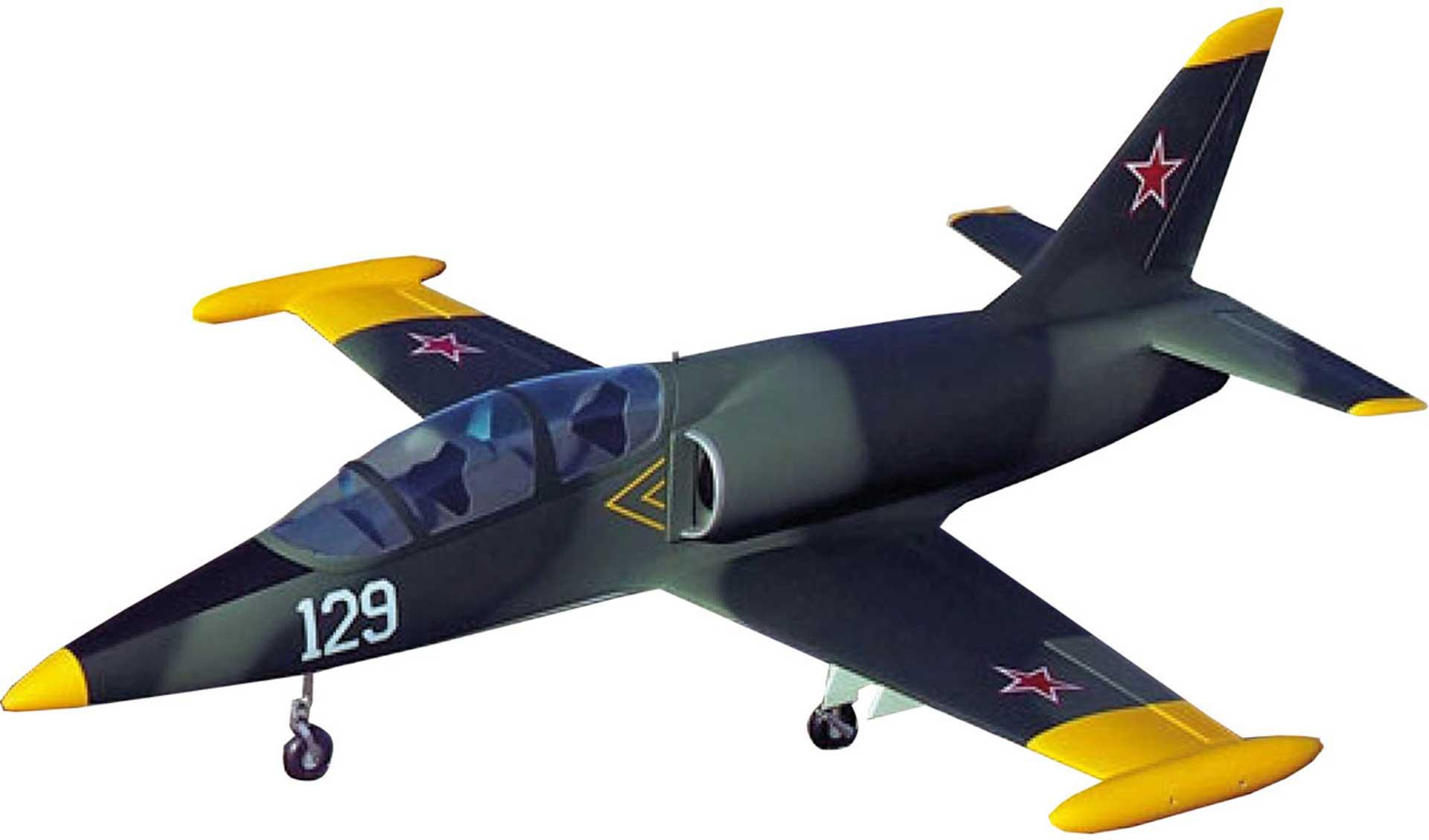 SEBART ALBATROS MINI L-39 MILITARY +ALBATROS MINI L-39 BLUE ANGELS