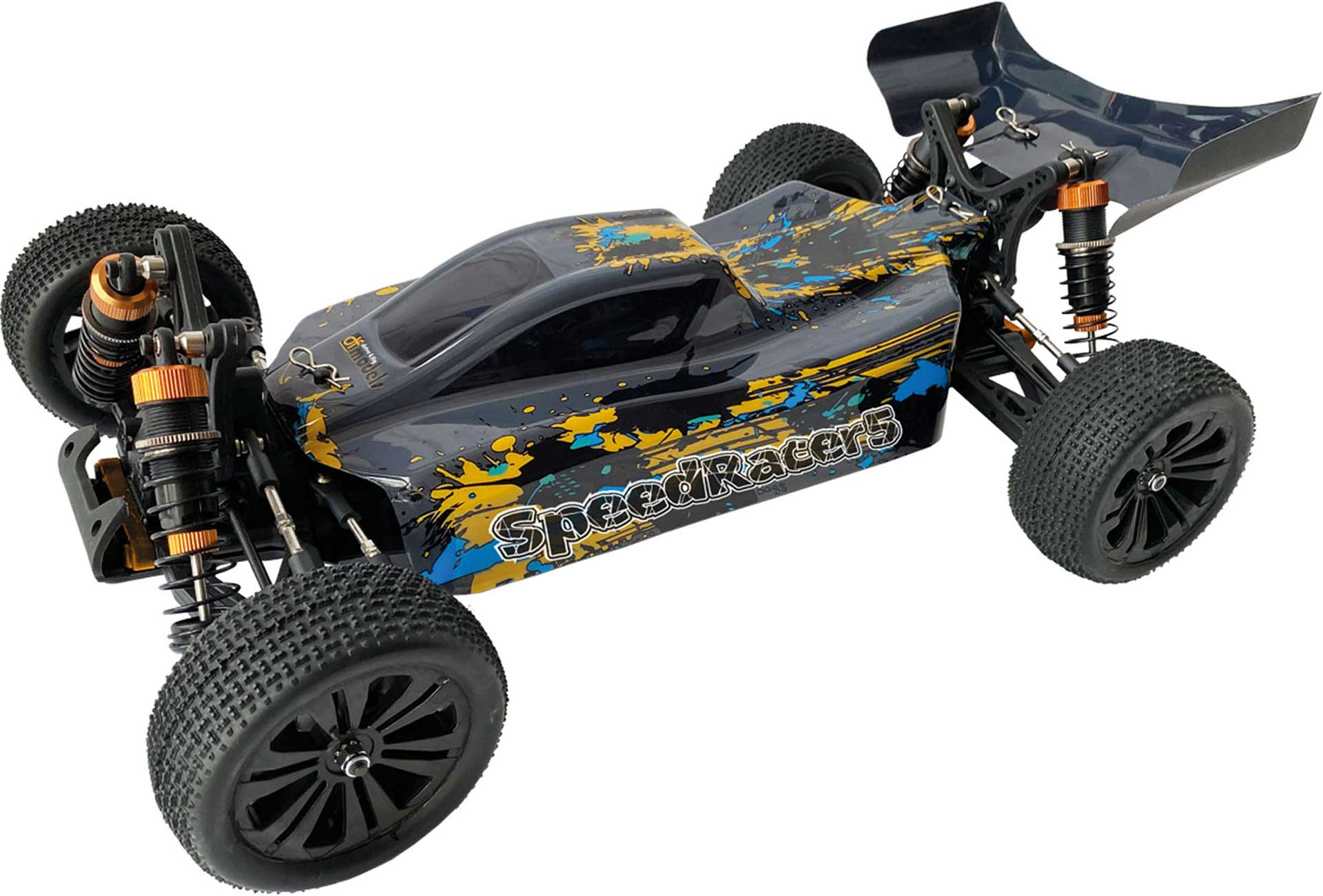 DRIVE & FLY MODELS SPEED RACER 5 BUGGY BRUSHLESS RTR 4WD 1/10