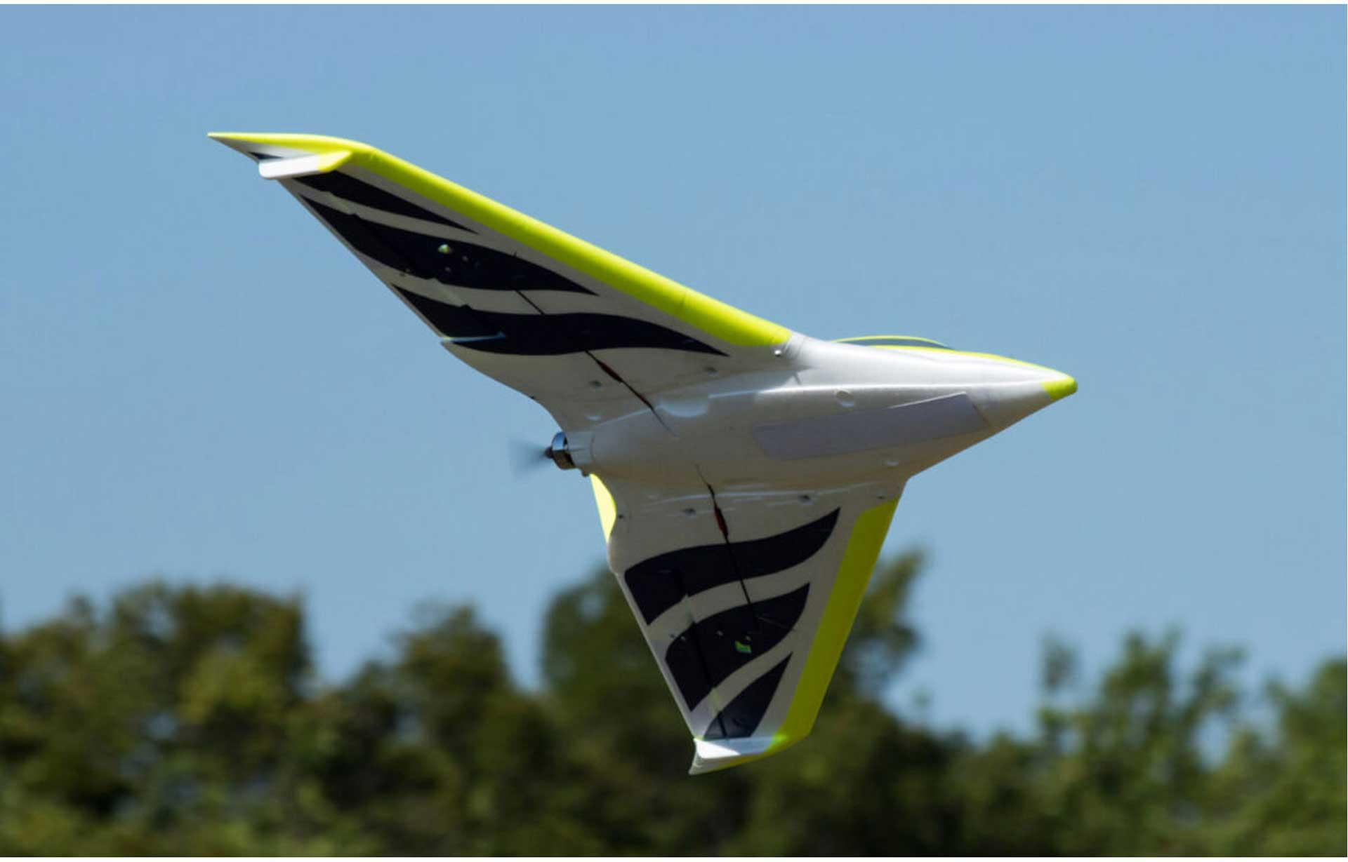 Premier Aircraft Pirana Super PNP Gelb