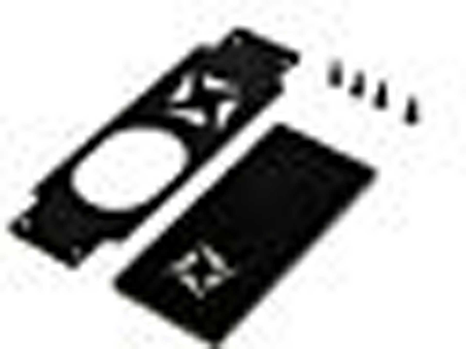 BLADE BASEPLATE FUSION 360 BATTERY UND GYRO MOUNT