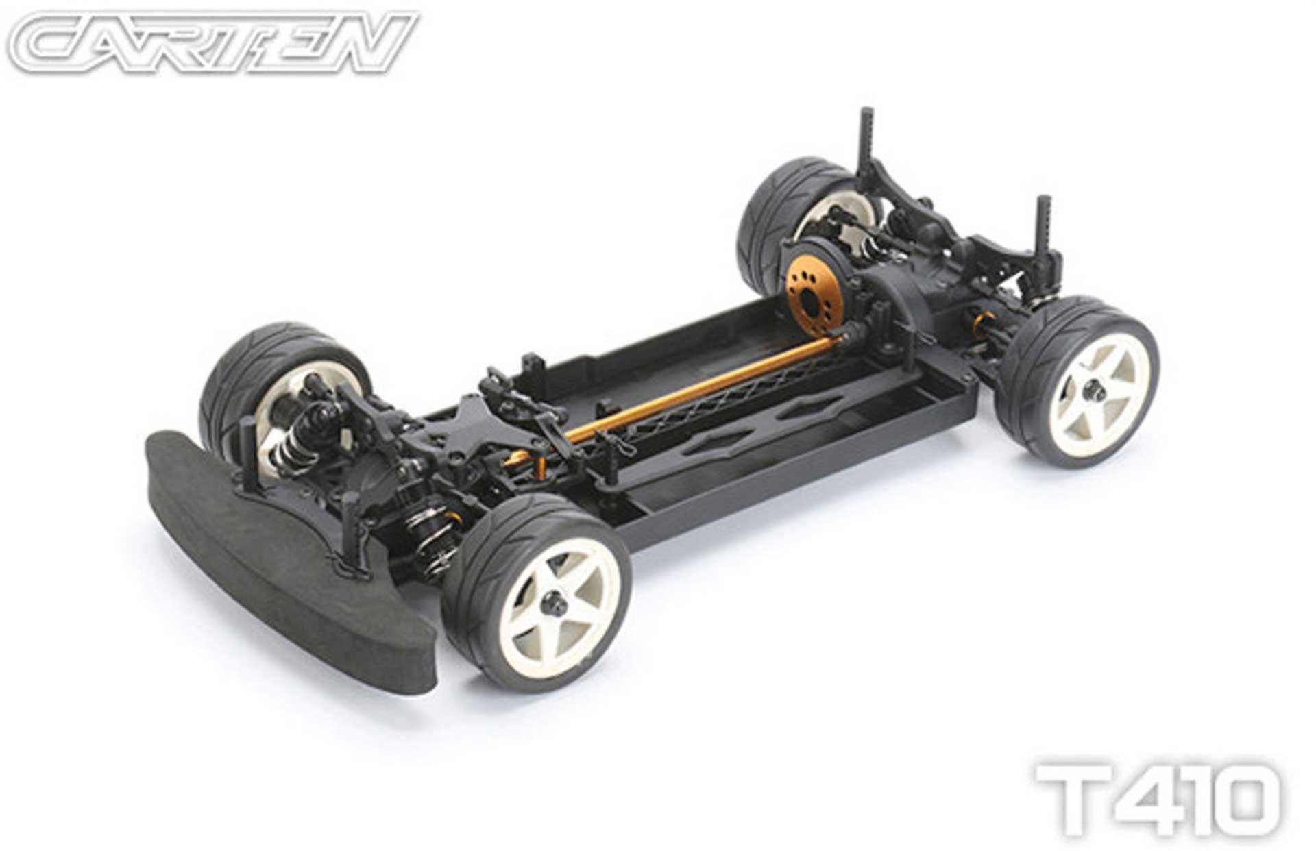 CARTEN T410 1/10 4WD Touring Car ARTR