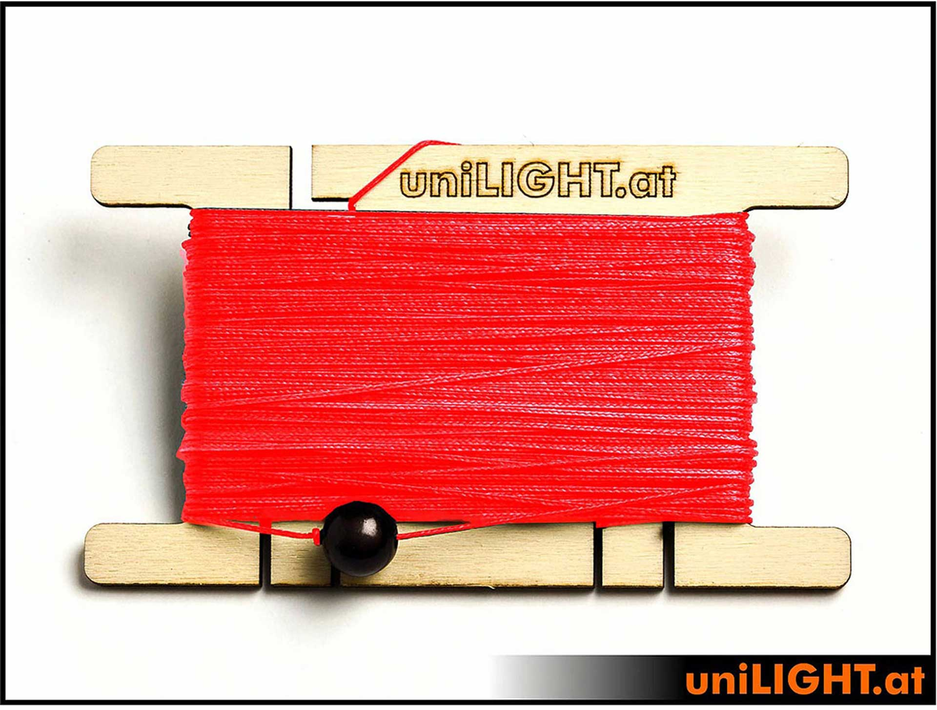 UNILIGHT DYNAMIX ROPE 0.8MM, 30M, 68DAN DIVERSE COLORS