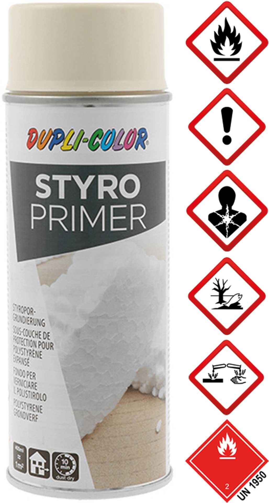DUPLI-COLOR MODEL-COLOR 150ML STYROPORGRUNDIERUNG