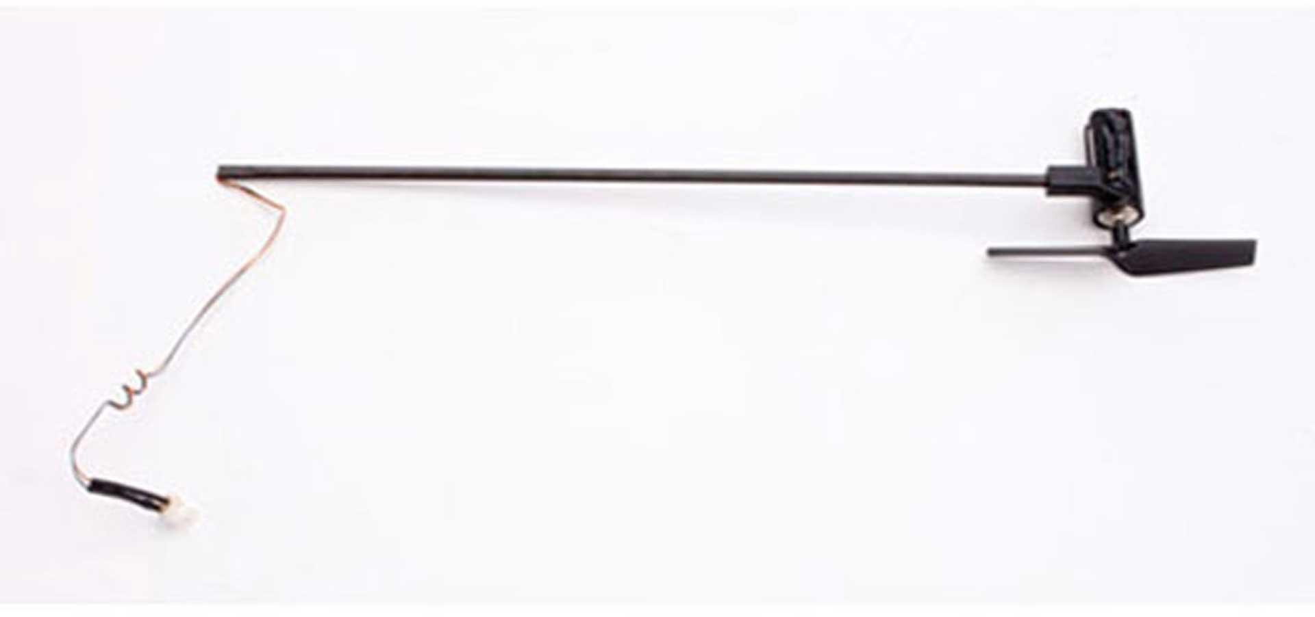 BLADE (E-FLITE) HECKAUSLEGER SET M. MOTOR MCPX/2
