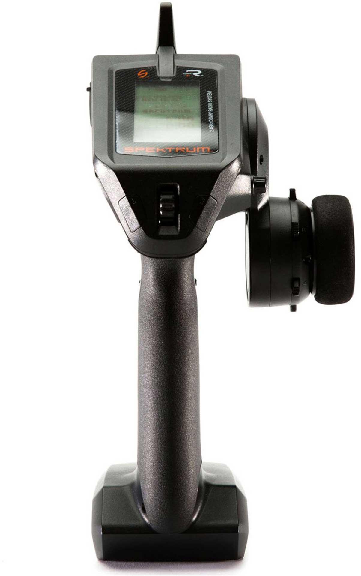 SPEKTRUM DX5 PRO 5-KANAL DSMR SENDER MIT SR2100
