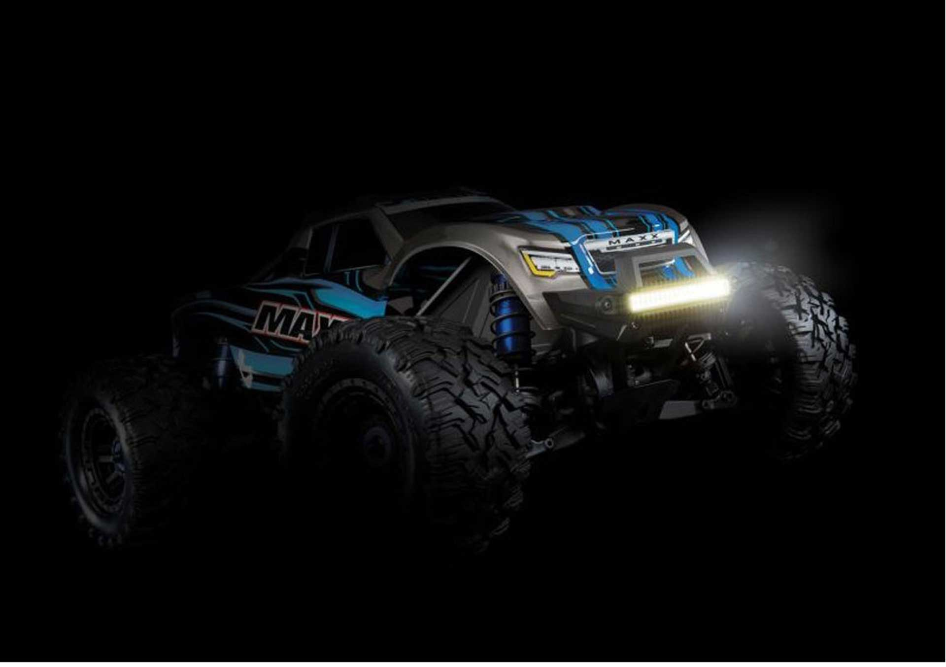 TRAXXAS LED LICHT-Kit MAXX komplett mit High-Voltage-Wandler