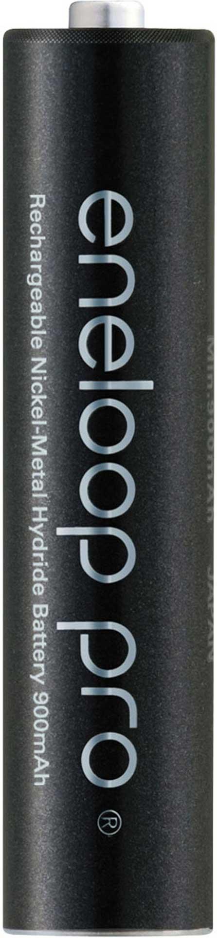 PANASONIC ENELOOP PRO MICRO AAA 900 MAH 1,2 VOLT