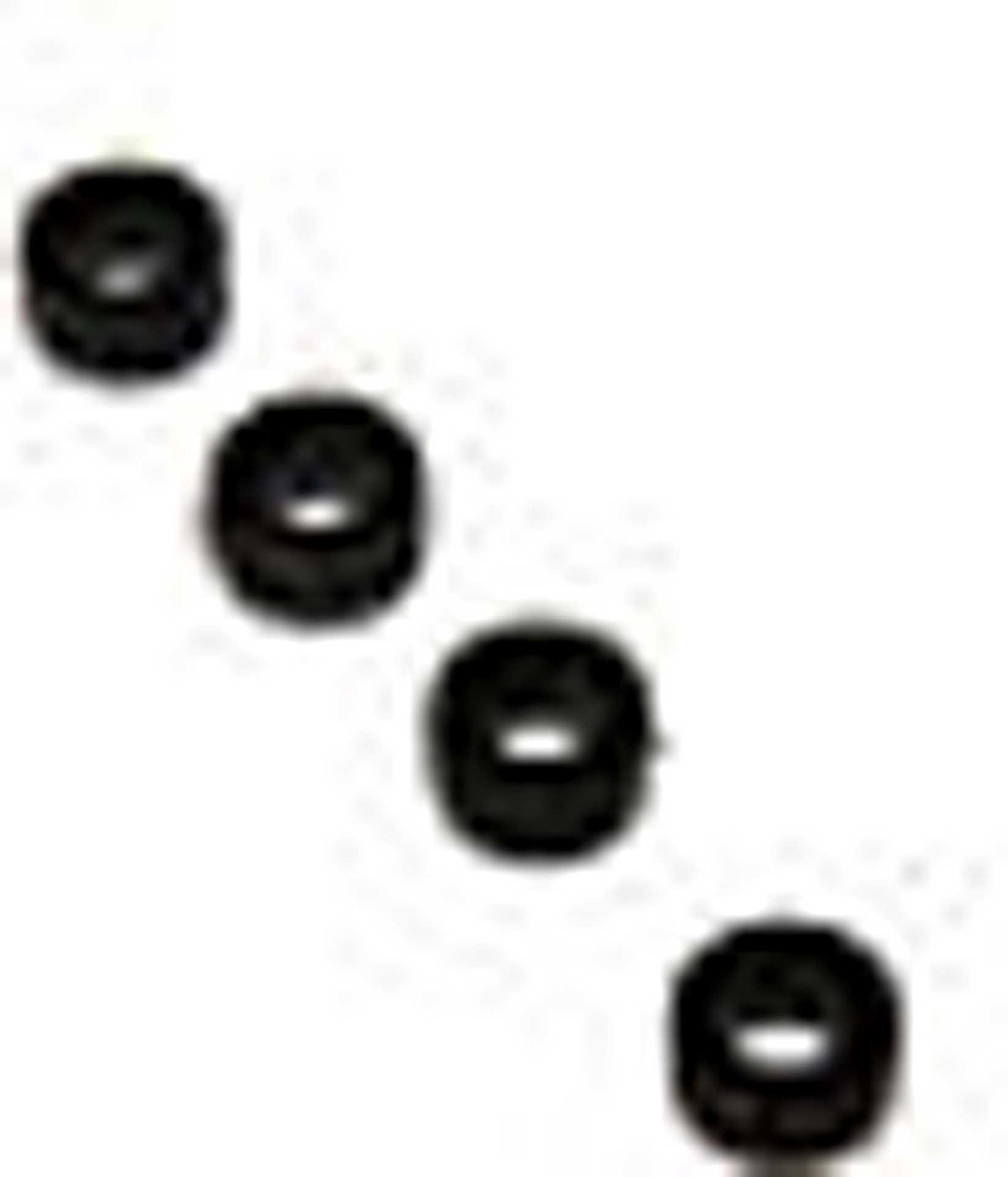 BLADE DAMPER SET (2) 90 DURO FUSION 360