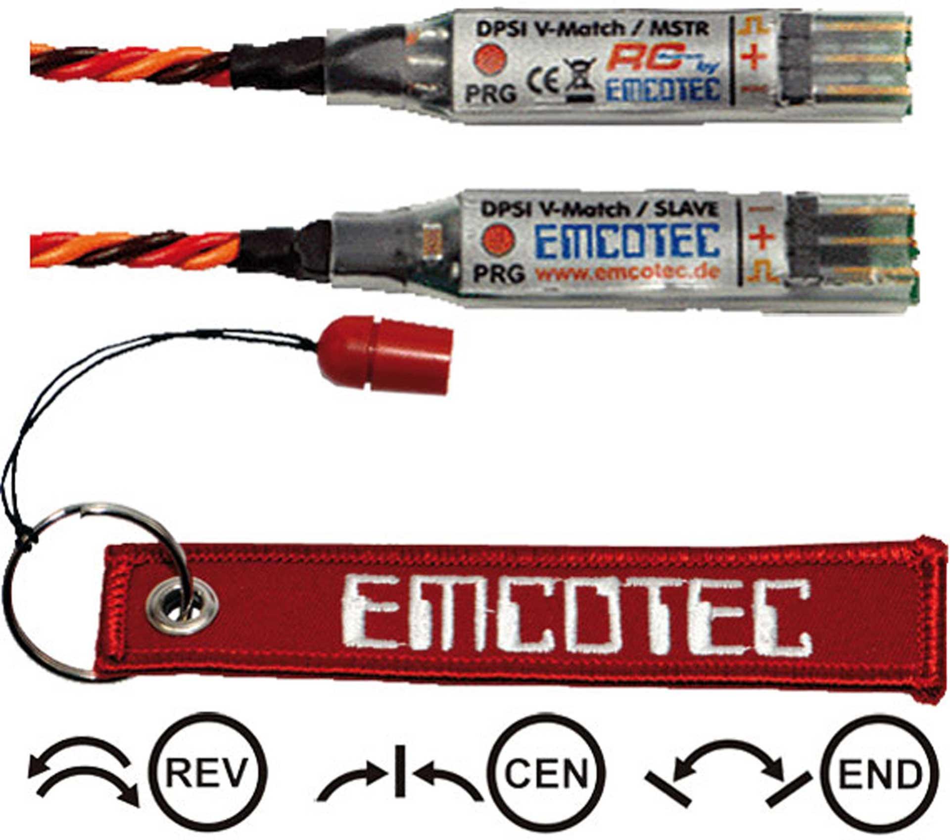 EMCOTEC DPSI V-MATCH