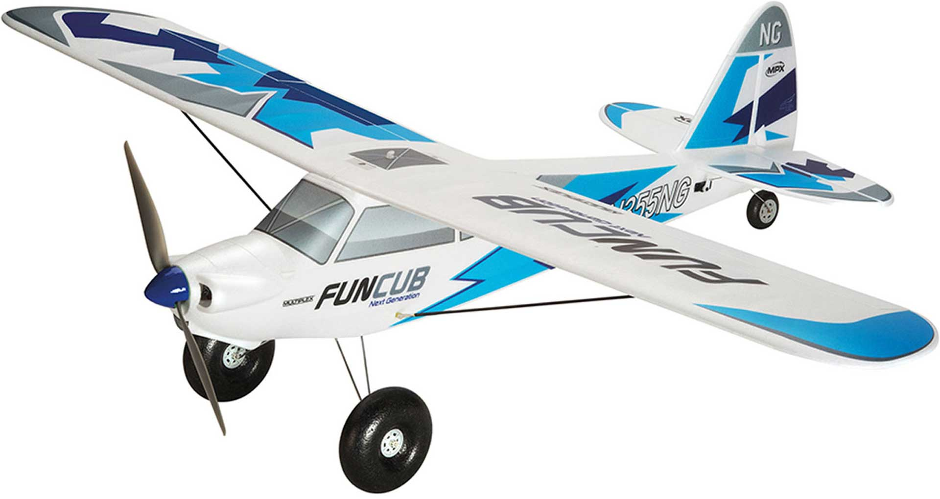 MULTIPLEX FUNCUB NG BLUE KIT