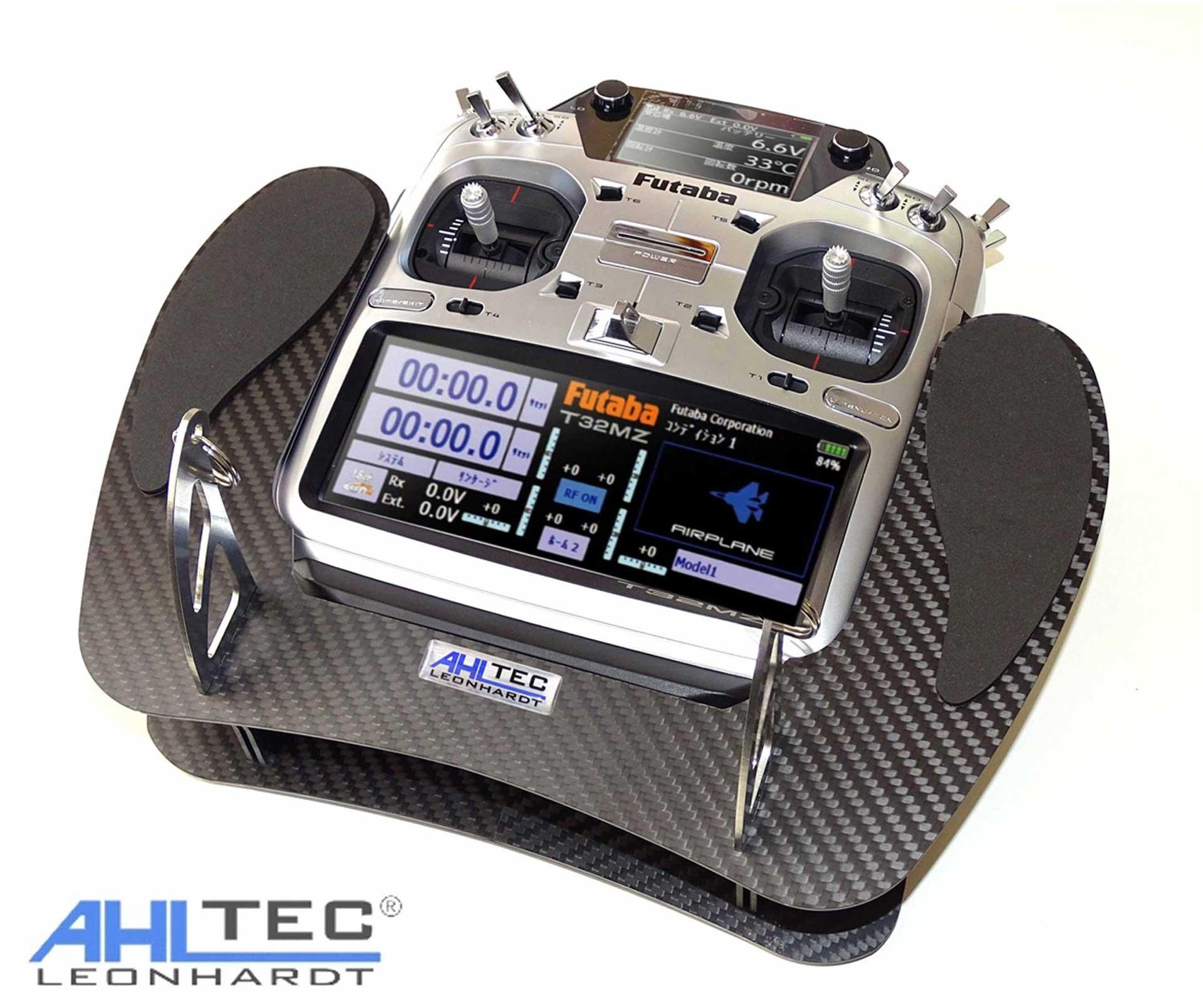 AHLTEC Senderpult Futaba T32MZ Carbon