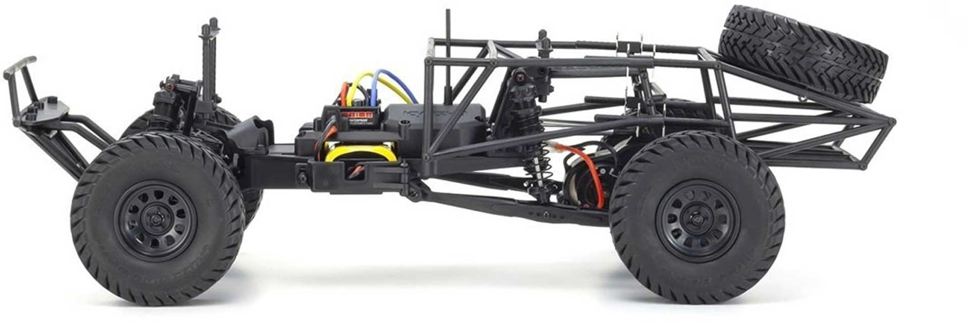 KYOSHO OUTLAW RAMPAGE PRO 1:10 EP READYSET T1 ROT