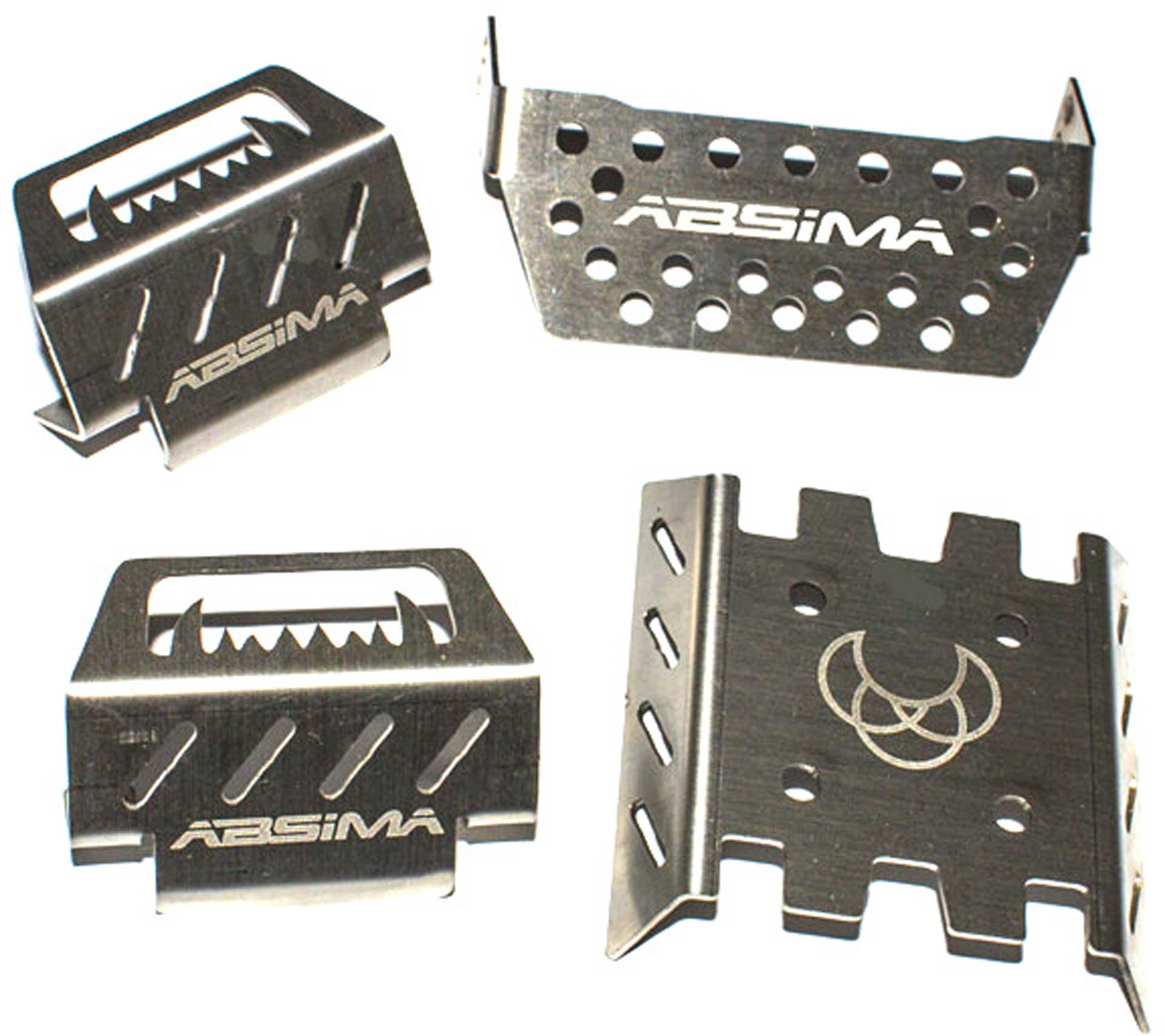 ABSIMA Underride protection set for CR3.4 (4) Sherpa