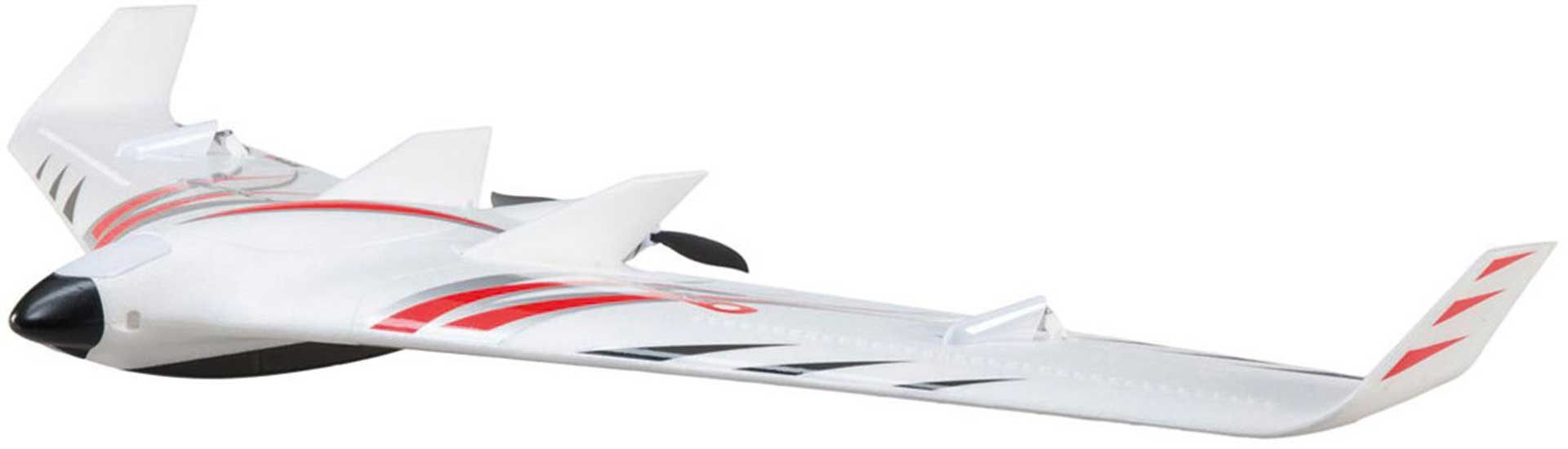 E-Flite OPTERRA 1.2M WING BNF BASIC FLYING WING WITH AS3X AND SAFE SELECT TECHNOLOGY SUI