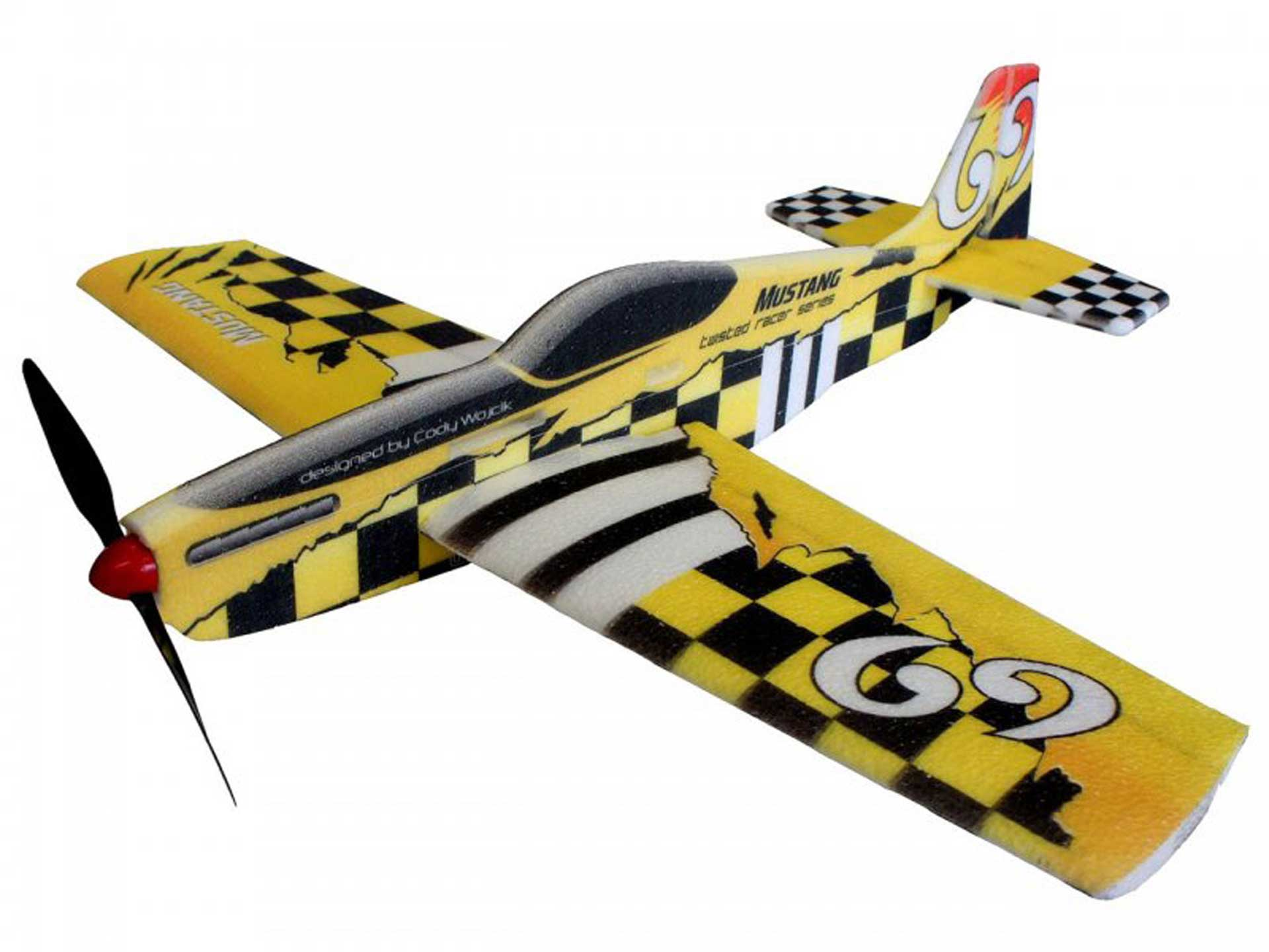 PICHLER MUSTANG COMBO SET 780MM TWISTED RACER RC-FACTORY