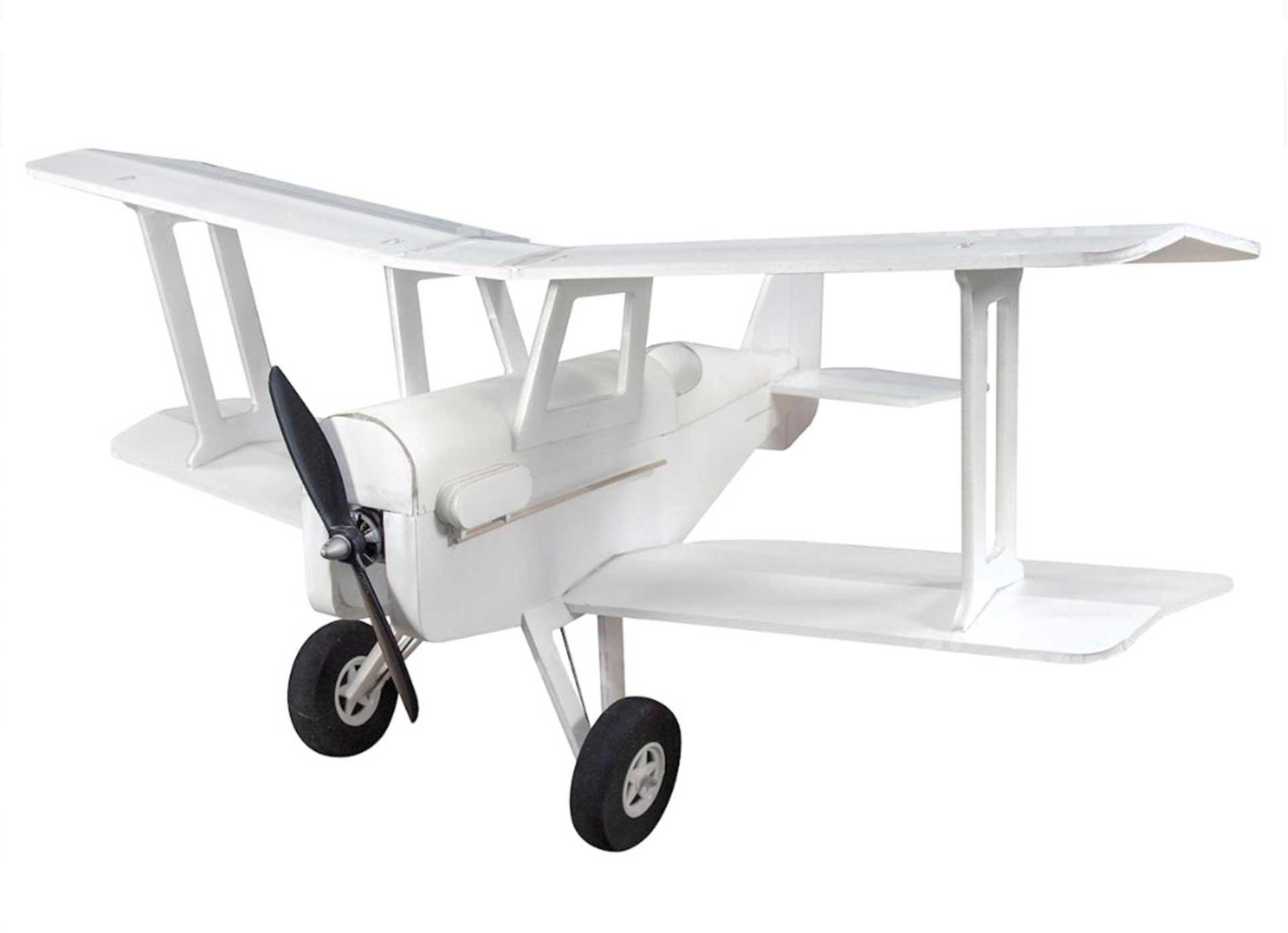 FLITE TEST SE5 Biplane Kit Maker Foam Doppeldecker 609mm