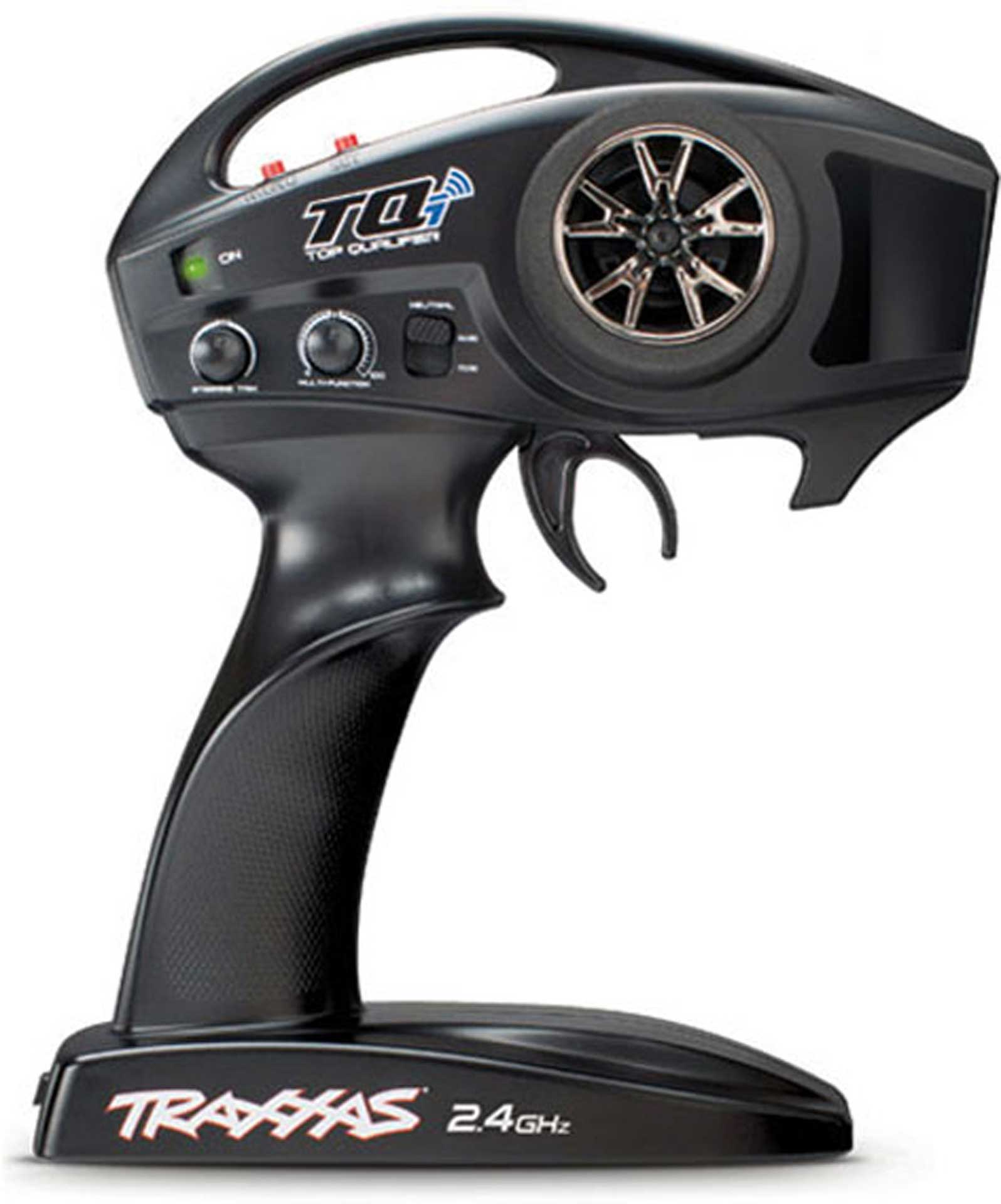 TRAXXAS TQI TRANSMITTER 2 CHANNEL 2,4GHZ LINK ENABLED TRANSMITTER