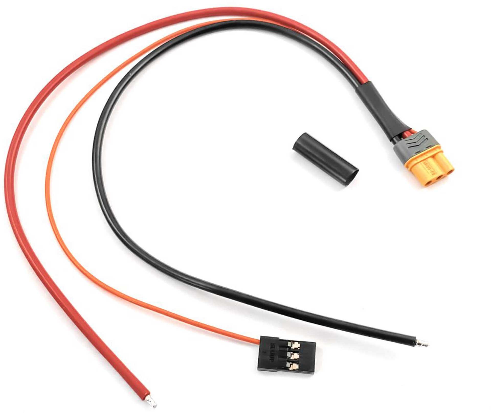Hepf Kabel 1mm² 250mm mit MR30 female passend zu SE6 Servoexpander
