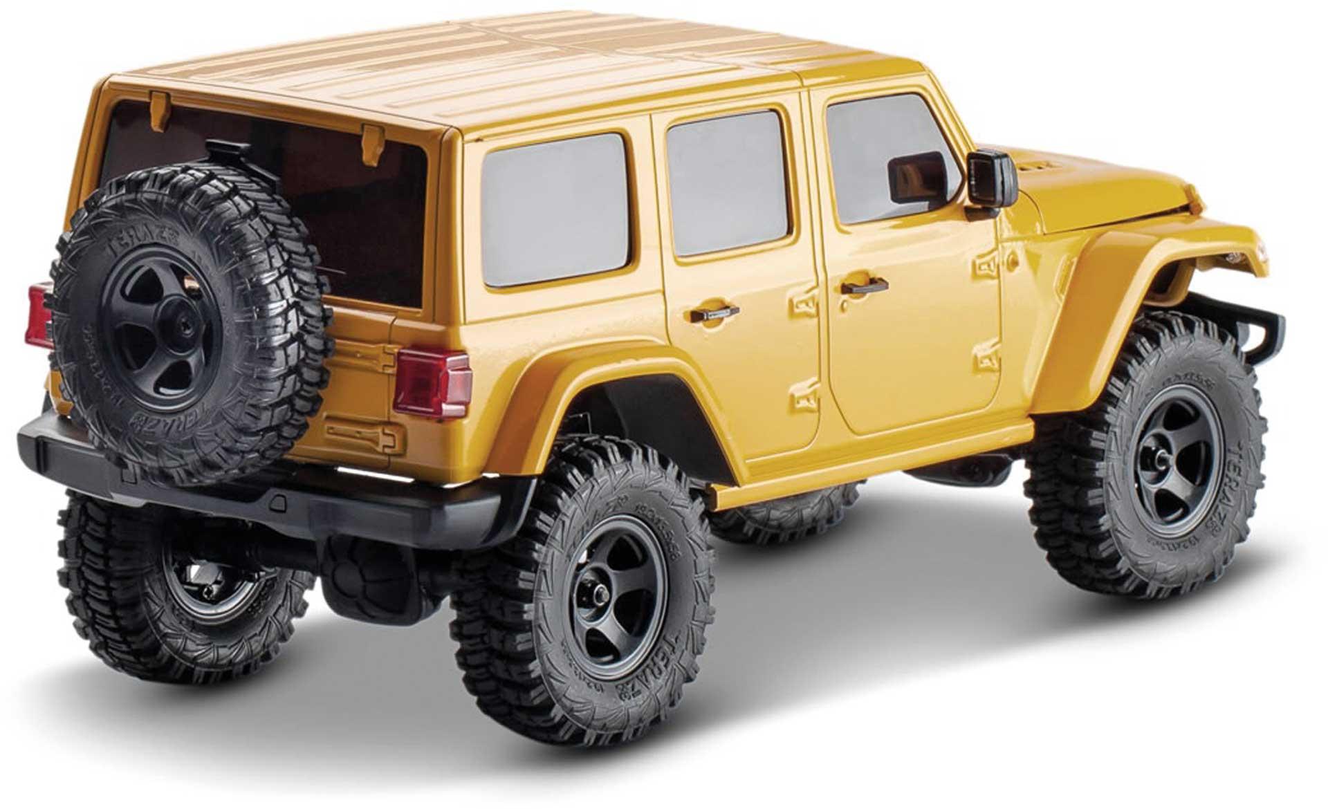 EAZY RC Arizona 1/18 4WD - Crawler RTR 2.4GHz