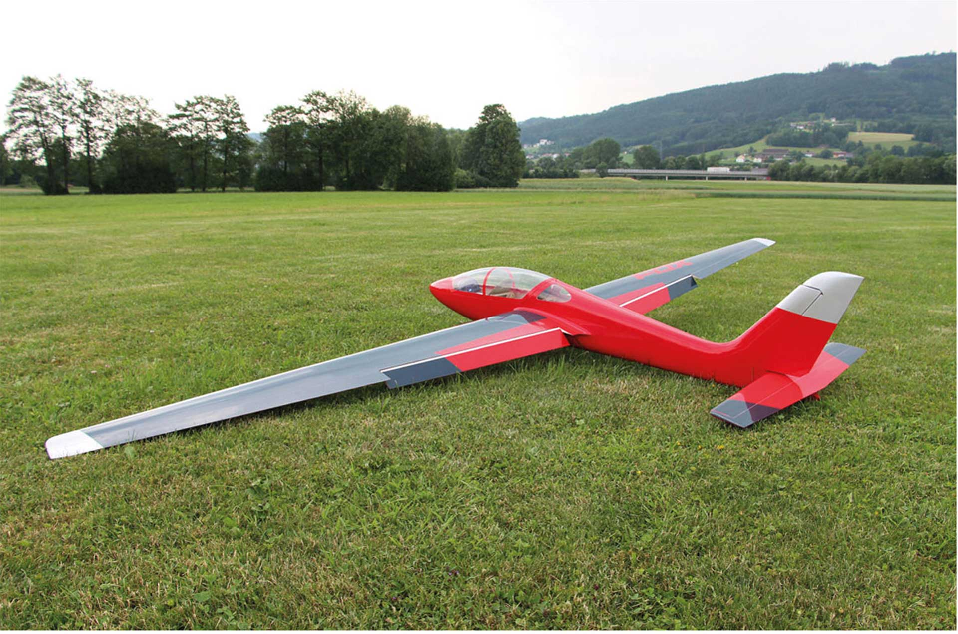 Robbe Modellsport MDM-1 FOX 3.5 M FULL COMPOSITE PNP ACROBATIC ELECTRIC GLIDER