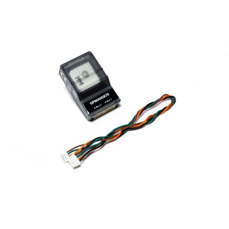 Spektrum GPS Telemetrie Sensor