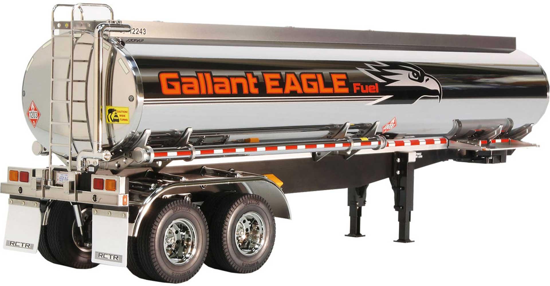 TAMIYA U.S. TANKAUFLIEGER 2-ACHS GALLANT EAGLE