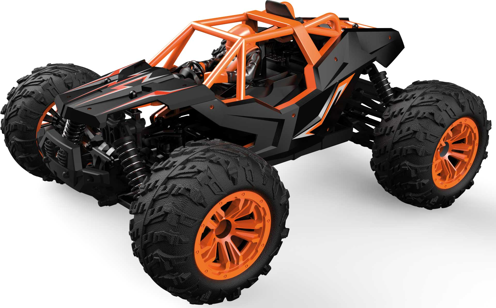 DRIVE & FLY MODELS DF-Fun-Racer 1:14 RTR EP 2,4GHz