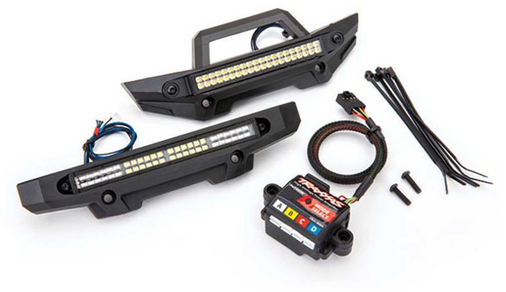 TRAXXAS LED LIGHT KIT MAXX COMPLETE