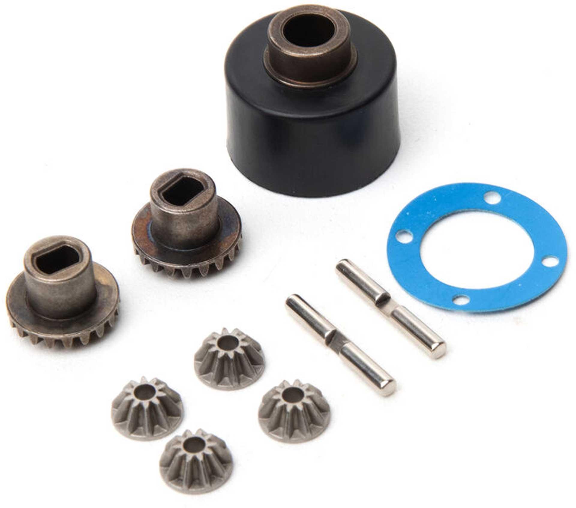 Axial Diff, Gears, Housing: RBX10