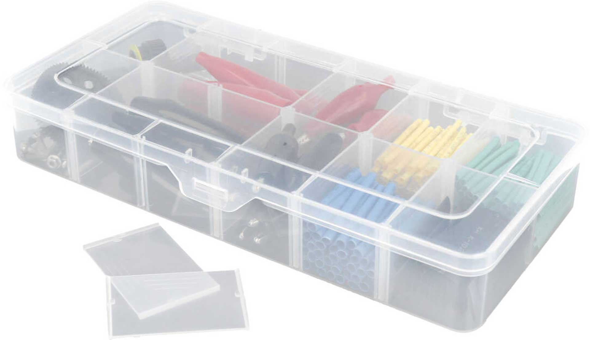 ROBITRONIC SORTIERKASTEN 12 COMPARTMENTS 260X125X43,5MM VARIABLE